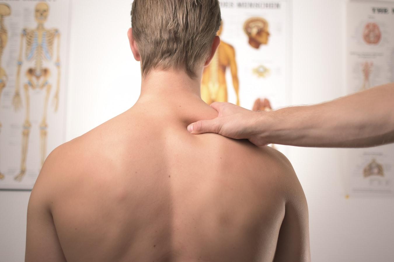 douleurs de dos